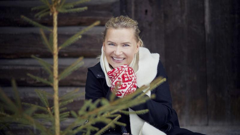 Fiolinist Mari Silje Samuelsen