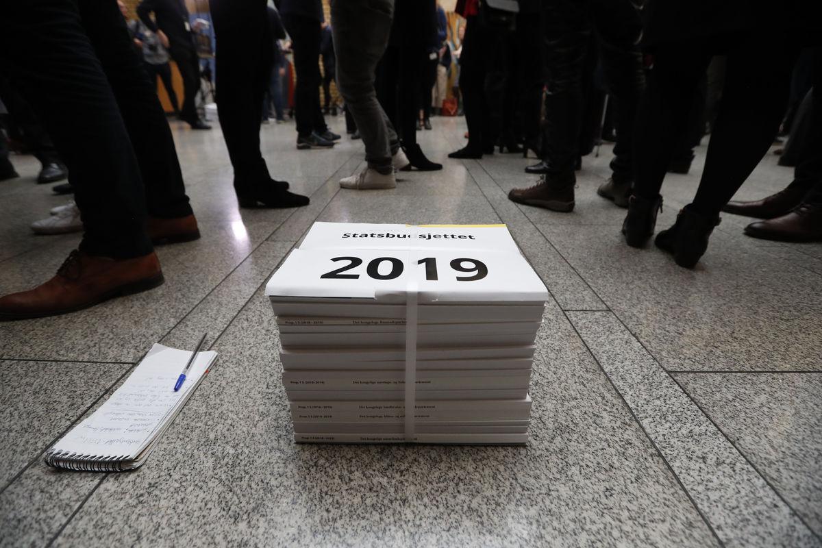 PENGER TIL HØRSEL. Statsbudsjettet for 2019 er viktig dokument for landets hørselshemmede.