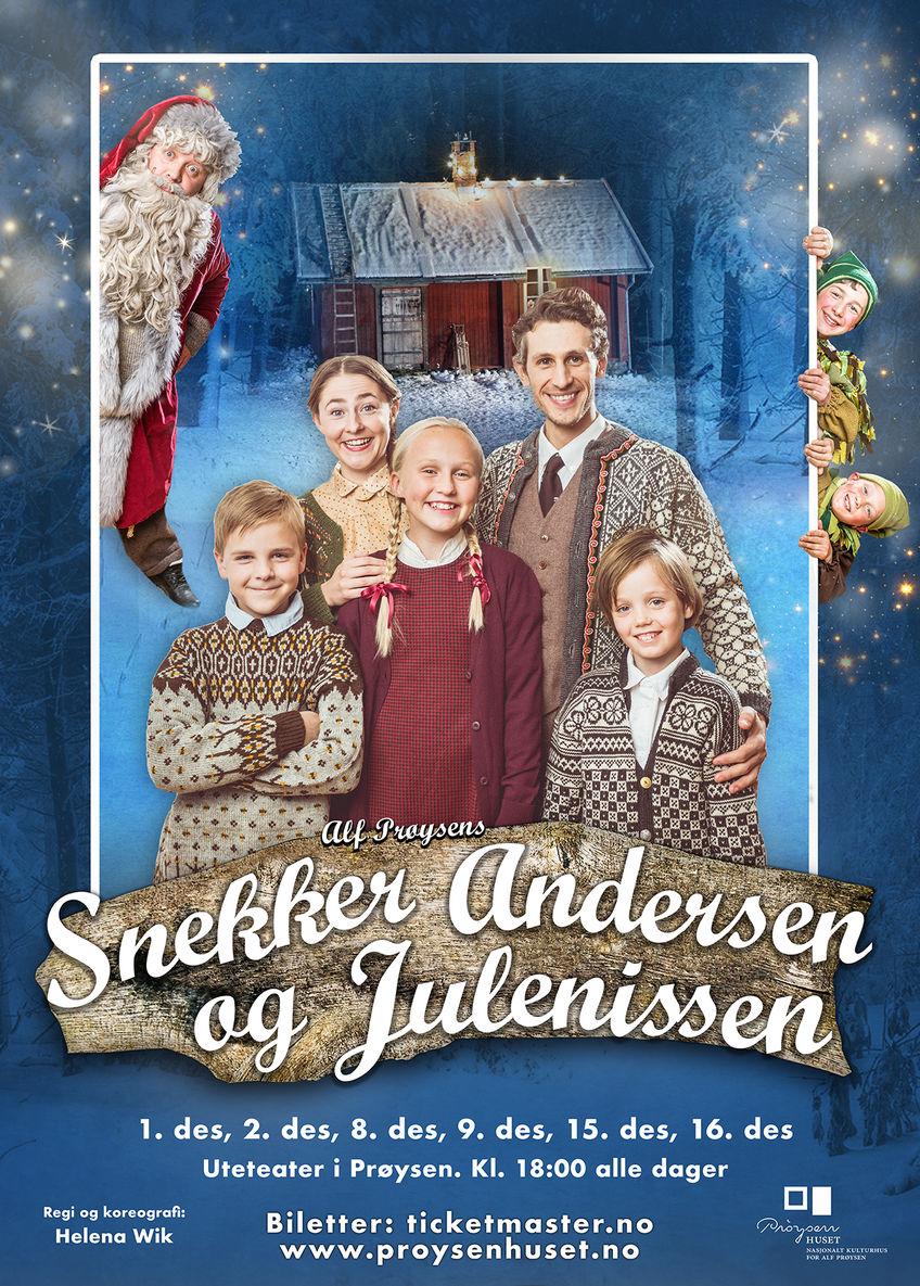 8960d405 Disse har fått roller i «Snekker Andersen og Julenissen» - Ringsaker ...