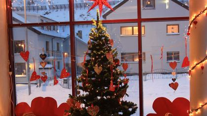 Jul på museet