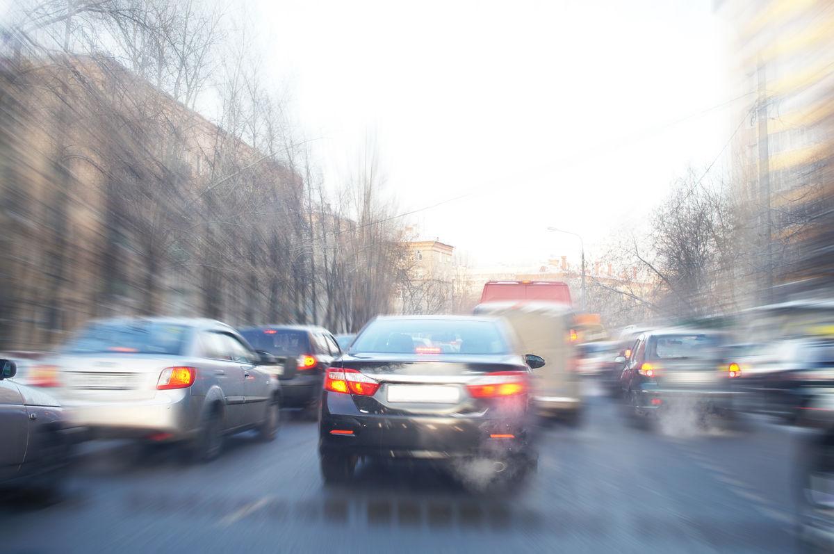 Trafikkstøy er blant de verste støykildene vi utsettes for