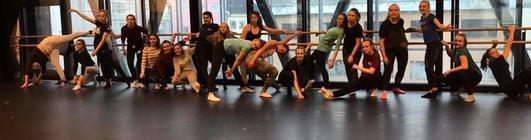 2018 DanseFestival Barents Ungdomsløpet
