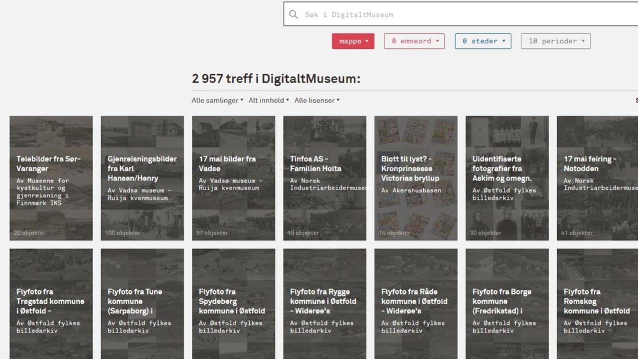 Digitalt museum
