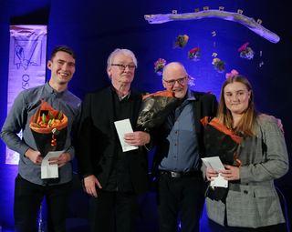 Stipendvinnarar 2018