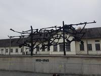 Dachau, the first Nazi concentration camp