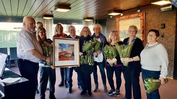 HLF Asker er vinner av Asker kommunes frivillighetspris 2018