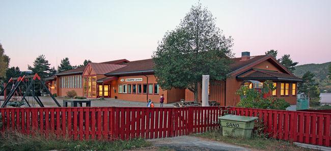 Kyrkjebygda oppvekstsenter - barnehage