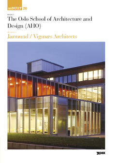 The Oslo School of Architecture and Design _asbuilt20 COVER
