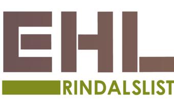 EHL Rindalslist ny logo 2019