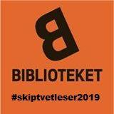 Logo #skiptvetleser2019