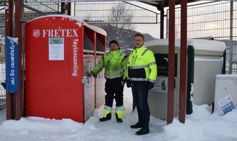 Tore Berg og Erik P Reitan
