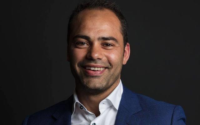 Gründer Aiman Shaqura kjem til Sogndal 11. mars 2019