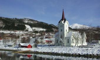 Stangvik kyrkje innsendt av soknerådet