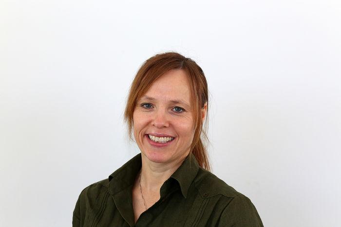 FORSKER. Inger Marie Holm ved Nasjonalt senter for e-helseforskning. (Foto. Privat)