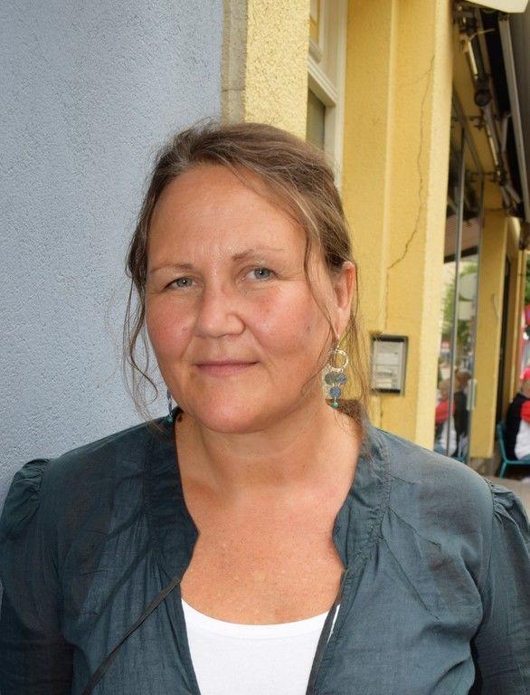 TIDLIG INNSATS. - Jo tidligere barn får høreapparat eller CI, desto bedre språkferdigheter, sier forsker Ulrika Löfkvist. (Foto Bjørg Engdahl)