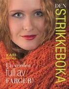omslaget til Den strikkeboka