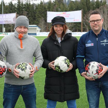 Brumunddal Fotball og Ringsaker kommune samarbeider om fotballgruppe som helseforetak
