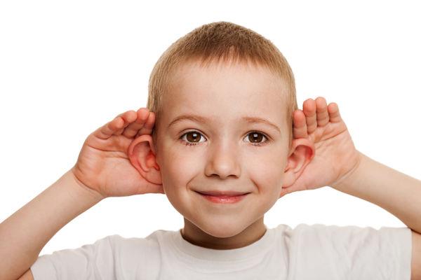 GOD LYD. At lydbølgene fanges riktig inn av ørene våre er resultatet av en avansert prosess. Illustrasjonsfoto. Colourbox.