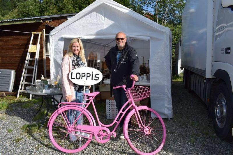 Loppis - Gammelskulen
