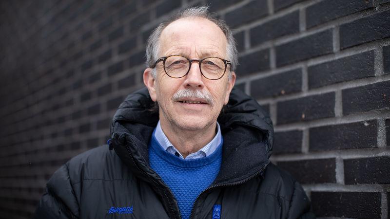 NAV-leder Roy Carstens