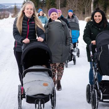 Prøysenhuset arrangerer trilletur og babysang