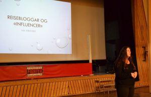 Foredragshaldar Lisa Stentvedt