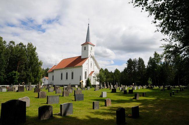 Kyrkja i Treungen