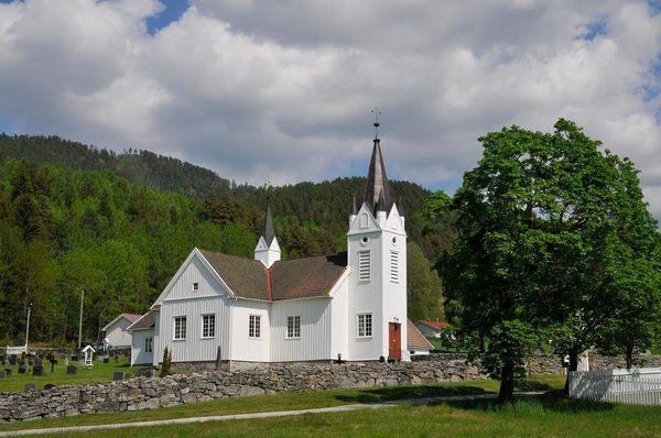 Kyrkje i Nissedal
