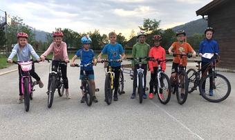 sykkelkonkurranse foto Toldalen