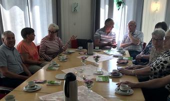 Pensjonistmøte på Løkken mai 2019