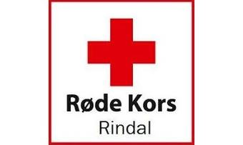 røde kors rindal logo