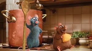 bilde fra filmen «Rottatouille»