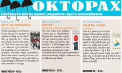 Oktopax sommer 2019