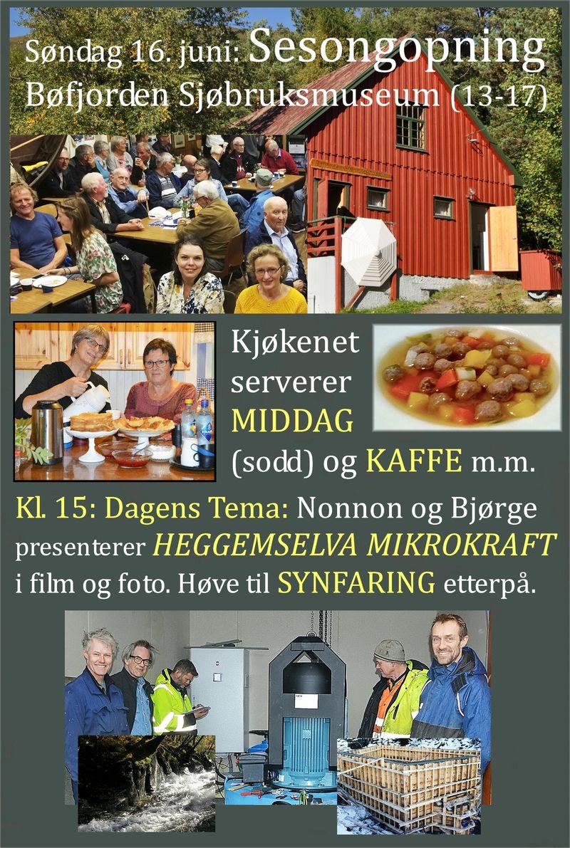 2019 06 16 Plakat Sjøbruksmuseet