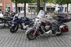 IMG_9268_Leikarringen_Noreg_Bornholm_2019_Rønne_Byvandring_Guiding_Store_Torv_Motorsykler