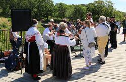 IMG_9534_Leikarringen_Noreg_Bornholm_2019_Hammershus_Festning_Fellesdans