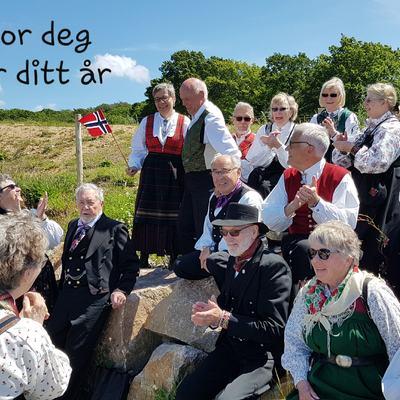20190611_002357_Leikarringen_Noreg_Bornholm_2019_Hammershus_Festning_Gruppebilde_Noreg