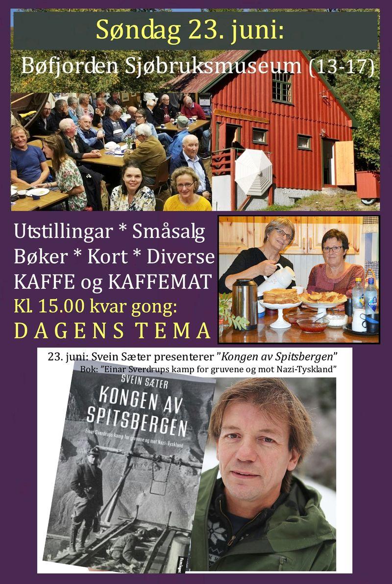 2019 06 23 Plakat Sjøbruksmuseet