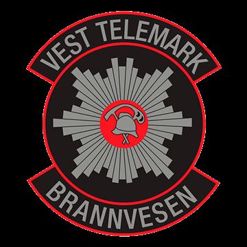 Logoen til Vest Telemark brannvesen