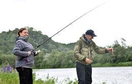 fiskekonk tonje og kjell ulf