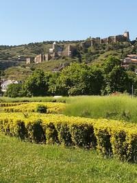 Narikala,Narikala Fortress,Tbilisi,Georgia