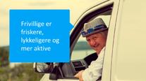 Foto:Bård Gundersen/ Frivillighet Norge