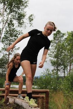 2019-08-03 Camp Trollheimen Skiskole Hinderstafett og Gjørmefotball 124