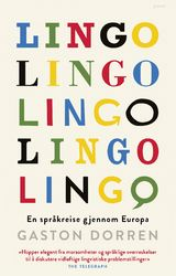 Lingo, heftet med klaffer