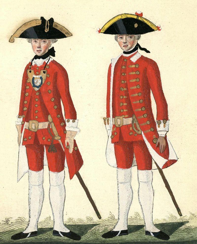Hobbydag d Soldatar 1762