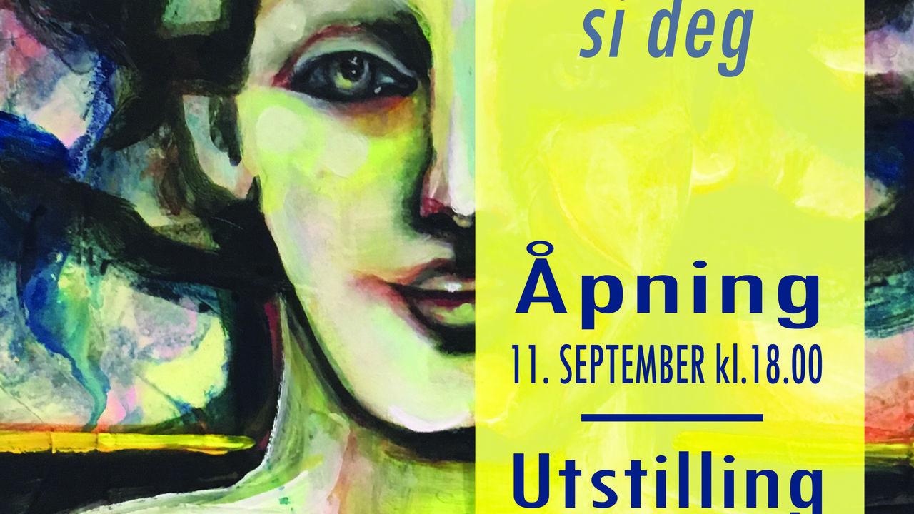 Camilla Orvik plakat NKfilmfestival