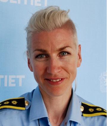 Politikontakt Marie Kornmo Enger
