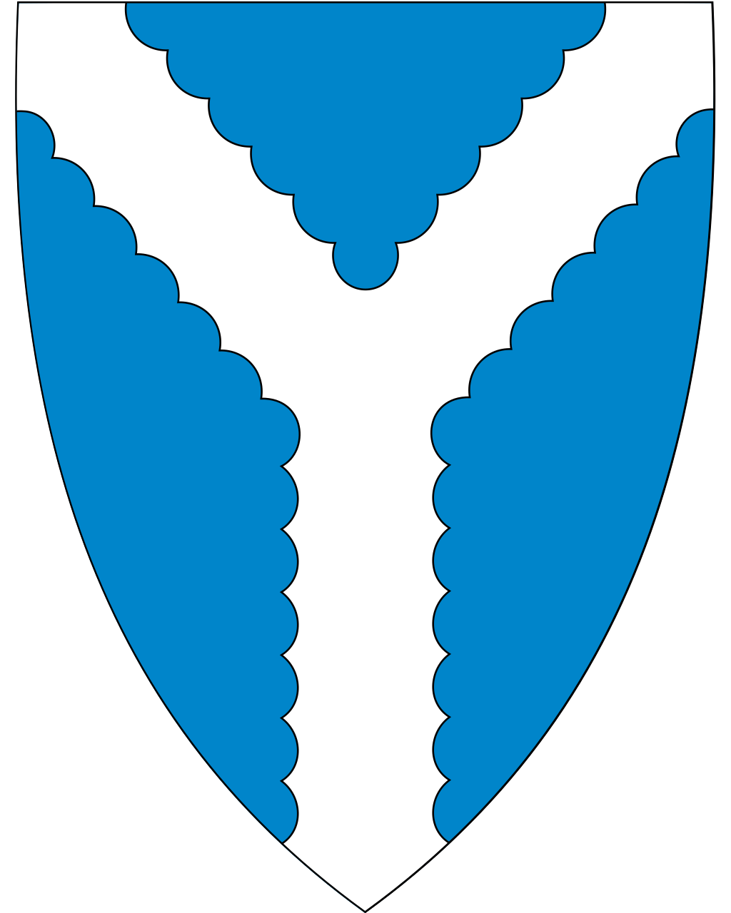 Kvinesdal kommune logo