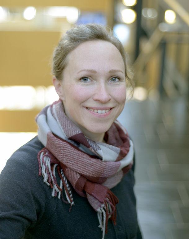 BEHANDLER Audiopedagog og klinikkleder Guri Engernes Nielsen ved Linderud Audiopedagogiske senter har hjulpet mange lydoverfølsomme pasienter. Foto. UiO