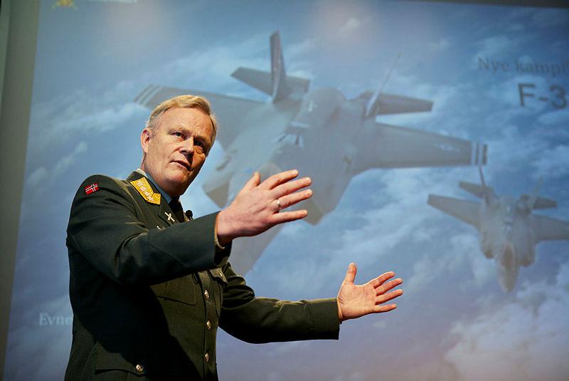 Bilde av Harald Sunde_Torgeir Haugaard, Forsvarets mediearkiv